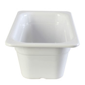 "1/4 100MM/ 4"" DEEP MELAMINE GN PAN"
