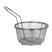 ROUND FRY BASKET - LARGE