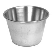 2.5 OZ STAINLESS SAUCE CUP