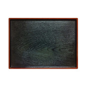 """13"""" X 9 1/2"""" JAPANESE LACQUER WARE"""