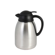 1.5 lt/51 OZ Coffee Server, S/S, Push Button Top