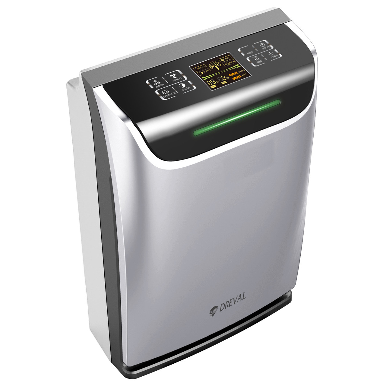 Dreval D 950 Intelligent All in One Air HEPA Purifier Humidifier UV  #448748