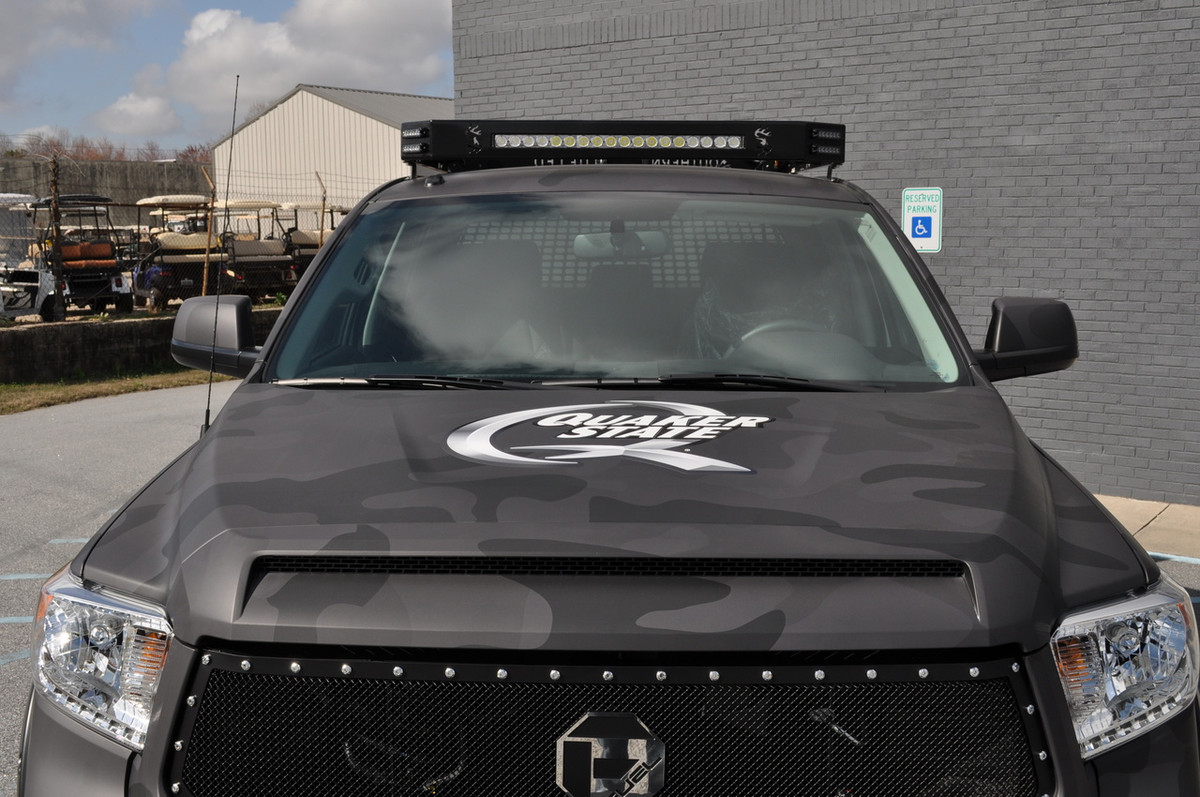 ... The ** NEW ** SLL Ultimate Outdoor Truck Roof Rack ...