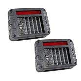 Jeep Offroad Tail Lights (Sold as a Pair)