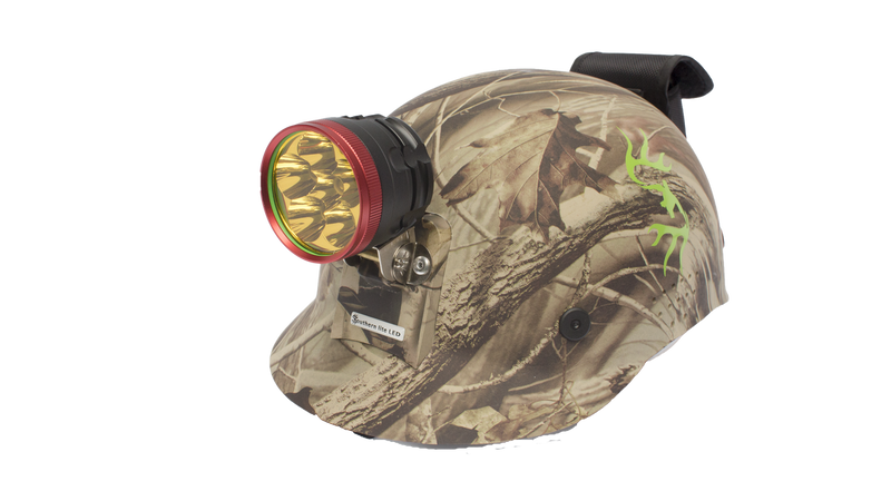 Camo Frog Wireless LED Hat