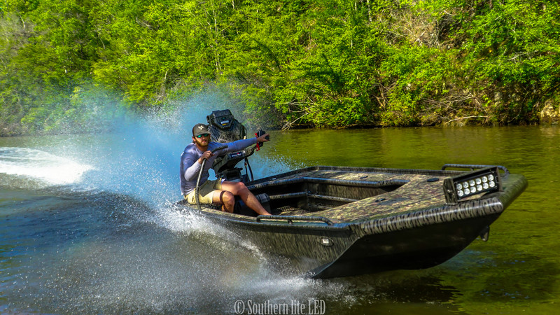 The ***NEW*** GEN2 SLL Boat lite