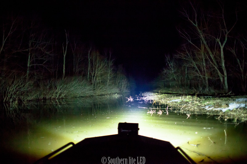 Camo SLL Boat Light with WIDE and LINEX (NEW** GEN1.2)