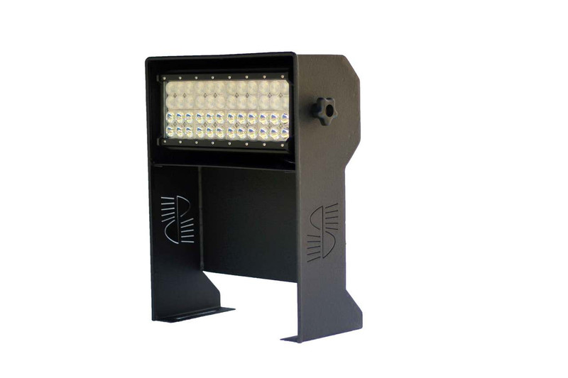 This led above trolling motor light is great for night navigation