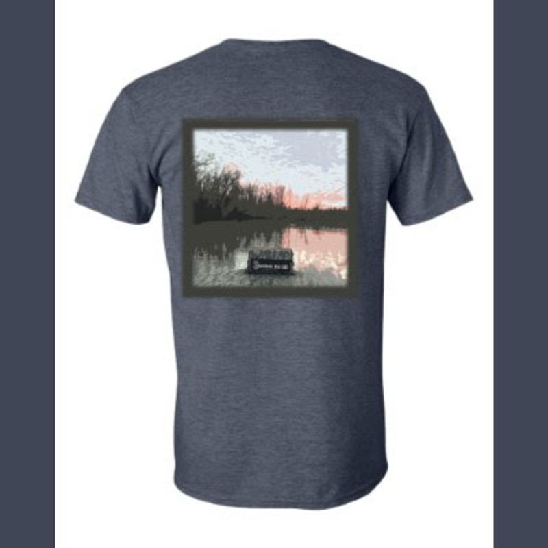 SLL Boat Lite Sunset Tee (Short Sleeve)