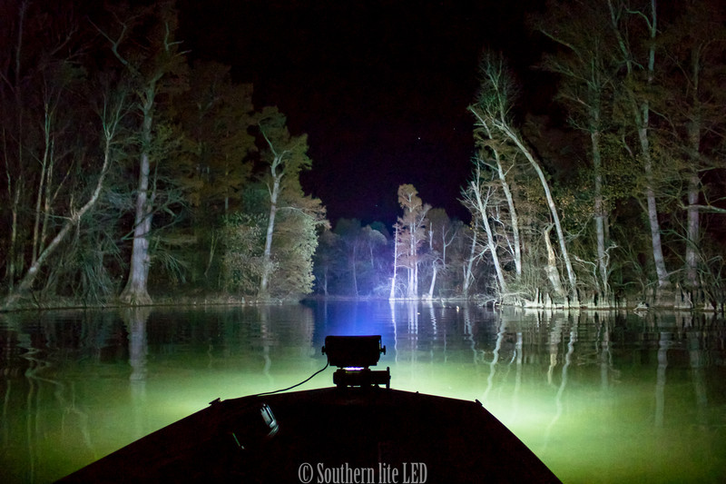 SLL Boat Light with WIDE (GEN 1.2)