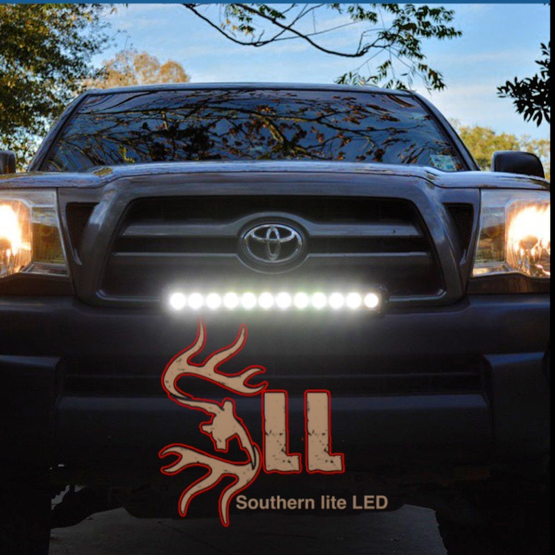 "21"" Southern lite LED 120 Watt Light Bar (Includes light and wiring harness)"