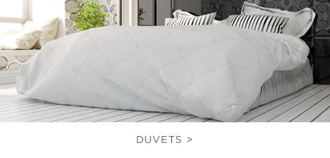Duvets Range