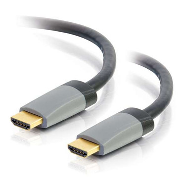 0.5m Select Series High Speed HDMI Cable - Ethernet, 3D, CL2 In Wall, 2160P (4k)