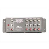 4-Output RCA Audio/Video Distribution Amplifier (41066)