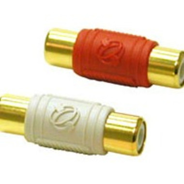 RCA Audio Coupler 2pc (29513)