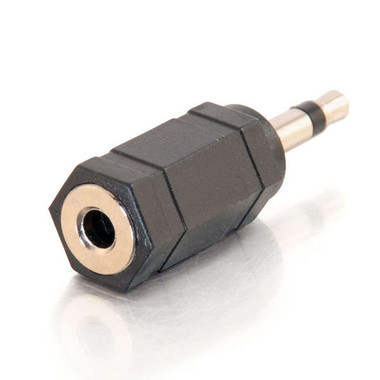 3.5mm Stereo Jack to 3.5mm Mono Plug Adapter (03174)