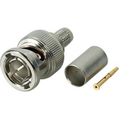 Kings 2065-10-9 True 75 Ohm BNC Connector (2065-10-9)
