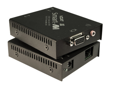 VCA-100 VGA + Audio over Cat5 Extender by Smart AVI (VCA-100)