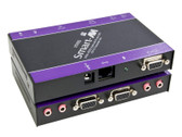 XTPRO - VGA + RS232 Extender / Splitter by Smart AVI (XTPRO )