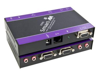 XTPRO - VGA + RS232 Extender / Splitter by Smart AVI (XTPRO )