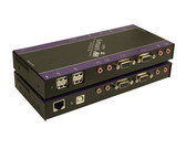 UXPRO VGA with Audio, USB and RS232/IR Extender by Smart AVI