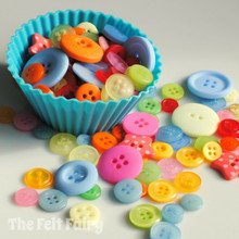 Candy Shop - Colour Collection Buttons 50g