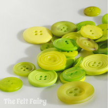 Limes - Colour Collection Buttons 50g