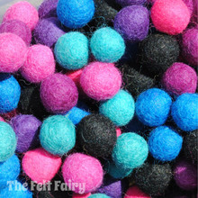 Disco - Felt Ball Collection
