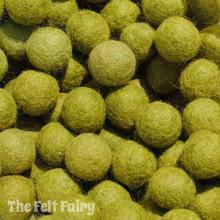 Willow Felt Balls