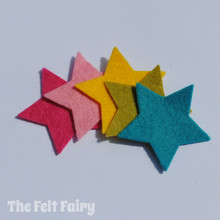 Felt Stars