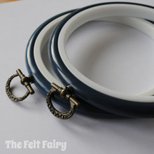 Dark Blue Flexi Hoop