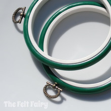 Green Flexi Hoop