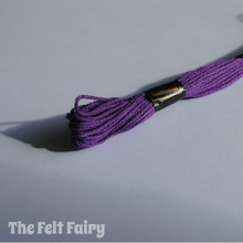 Amethyst Embroidery Thread