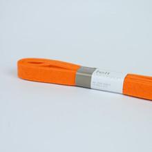 Burnt Orange Felt Ribbon