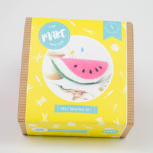 Water Melon Pin Cushion - Felt Sewing Kit