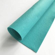 Caribbean Blue - Polyester Felt Sheet