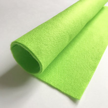 Lime - Polyester Felt Sheet