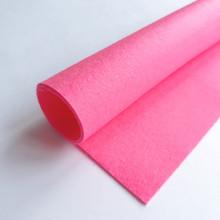 Neon Pink - Polyester Felt Sheet
