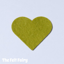 Willow Felt Square - Wool Blend Felt
