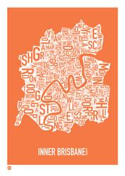 Brisbane Inner Orange