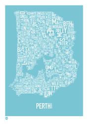 Perth Ocean Blue