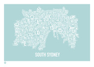 Sydney South Duck Egg Blue