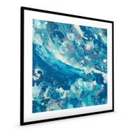 Water IV Black Frame