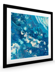 Water III Black Frame