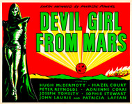 Devil Girl from Mars 1955