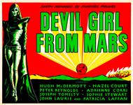 Devil Girl from Mars 1955