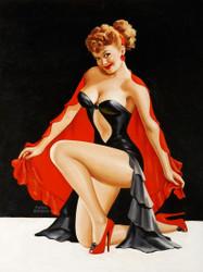 Magazine Cover - Little Red Cape