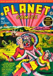Planet Comics 2 1940