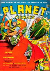 Planet Comics 4 1940