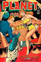 Planet Comics 50 1947